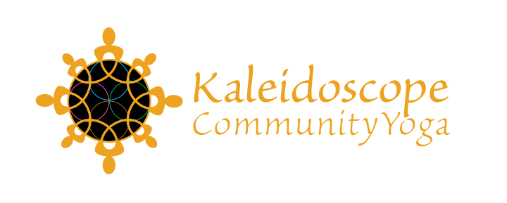 Kaleidoscope Community Yoga logo